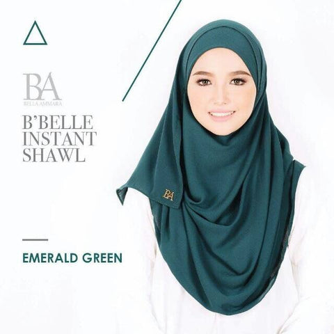 B'Bella Instant Shawl by Bella Ammara