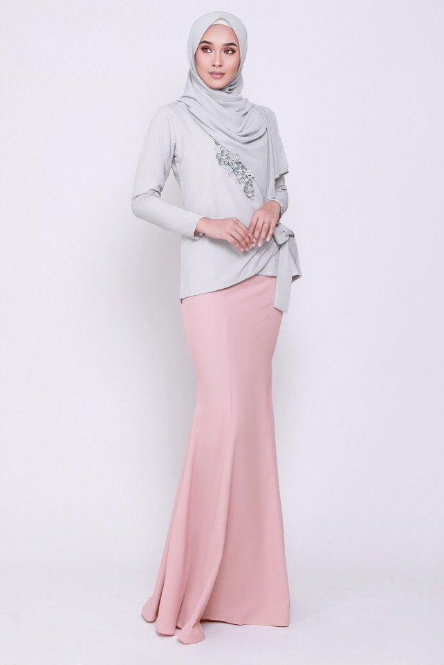 Onde Kurung Skirt by Dreemika