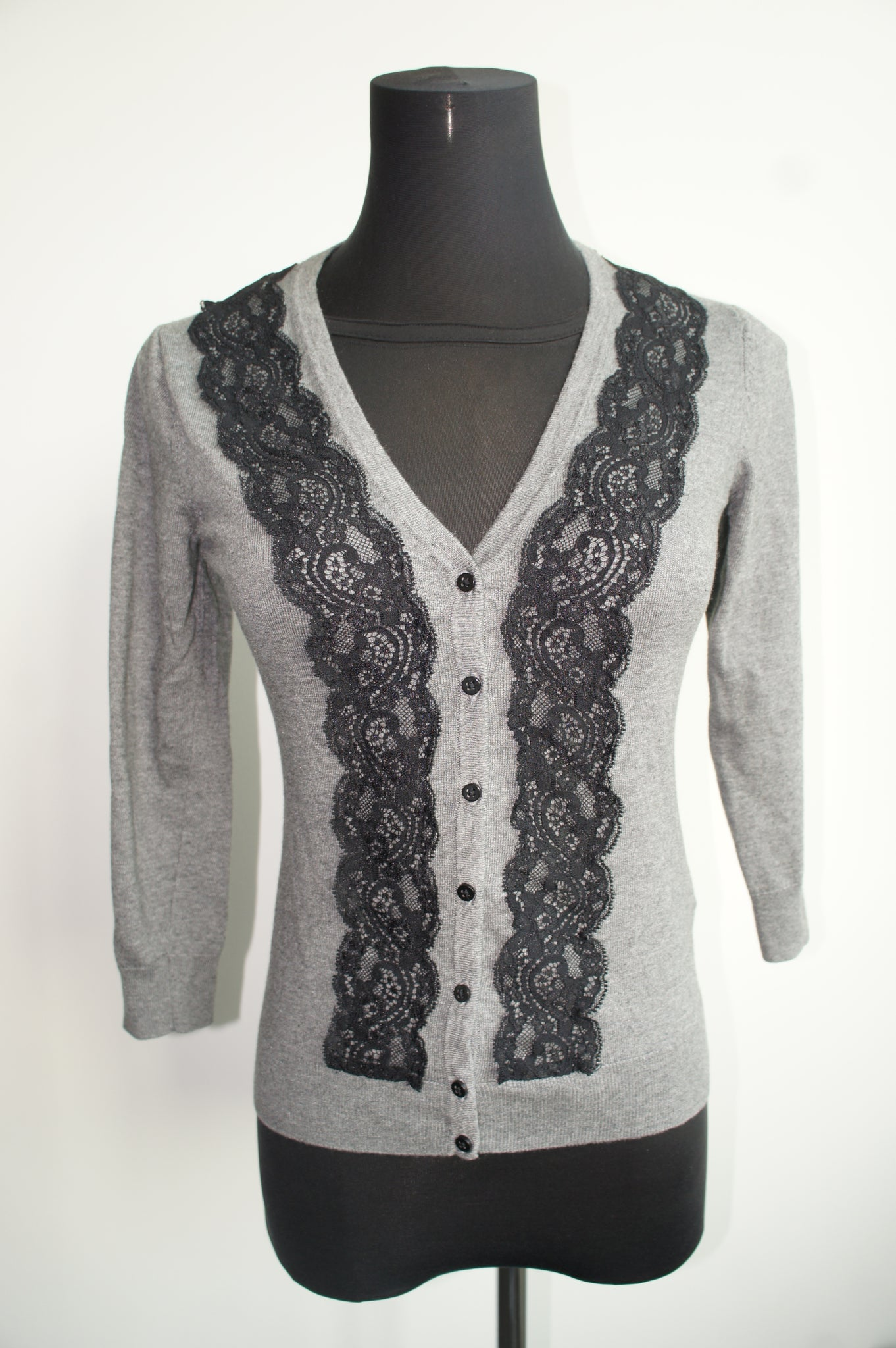 Fine Knit Cardigan (Preloved)