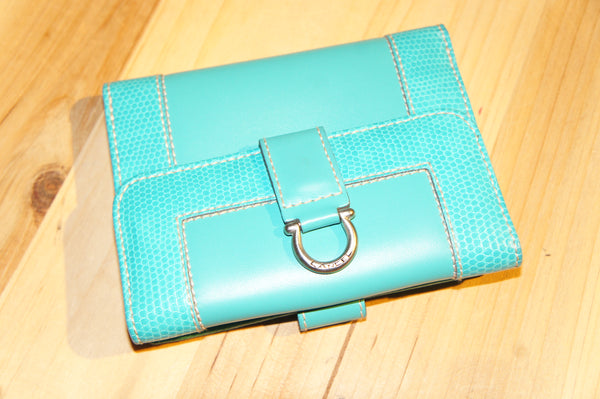 Fold Wallet - Lancel (Preloved: Unused)