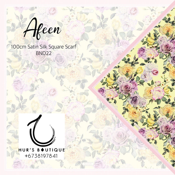 Afeen By Aleia