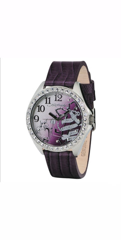 Starlet Cross Watch - Ed Hardy