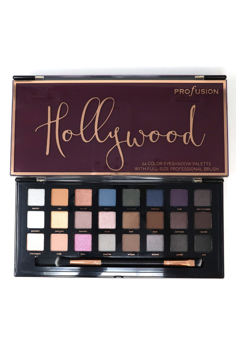 Hollywood Eyshadow Pallet