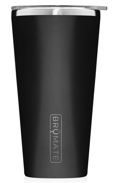 Brumate Pint Matte Black