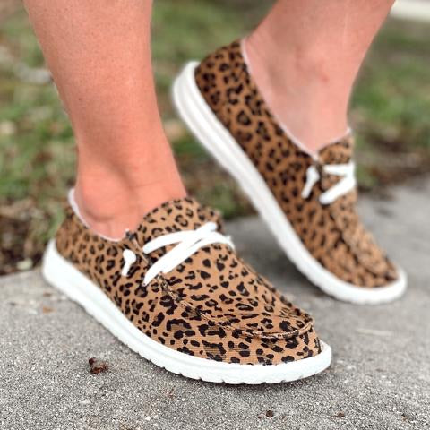 Hooray Leopard Shoes