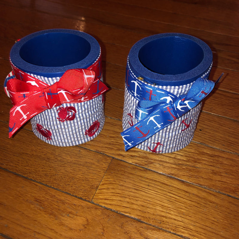 Anchor Koozie 107