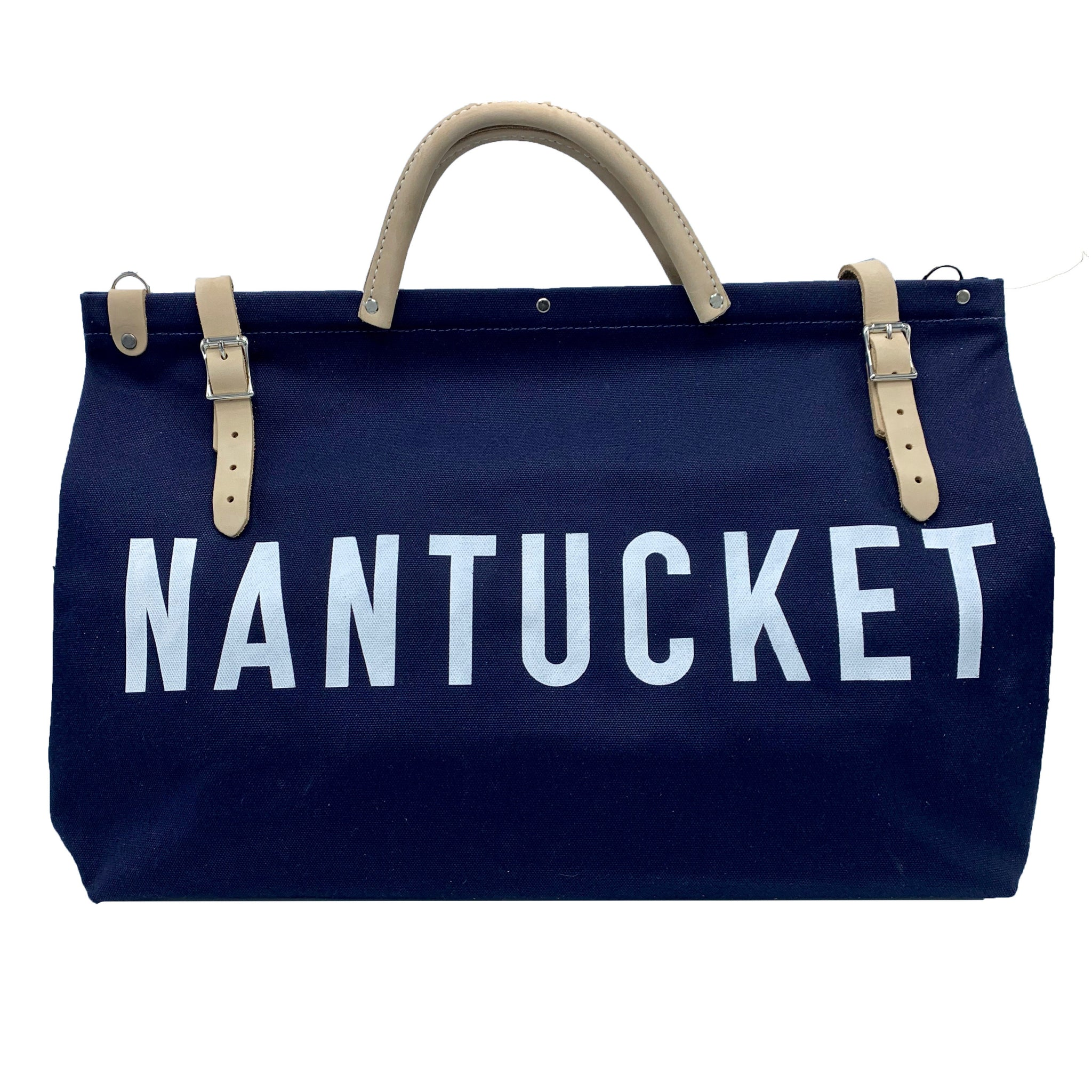 Nantucket Canvas Carryall