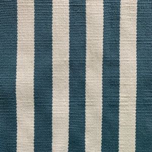 Indoor/Outdoor Narrow Stripe Rug