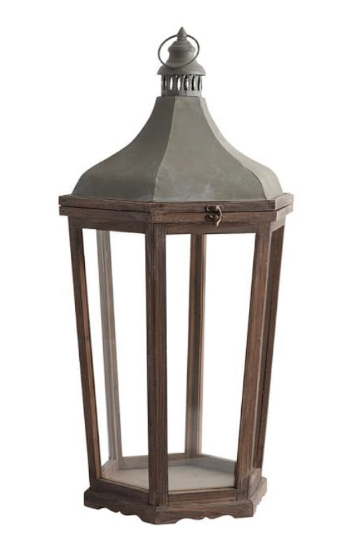 Indoor/Outdoor Lantern