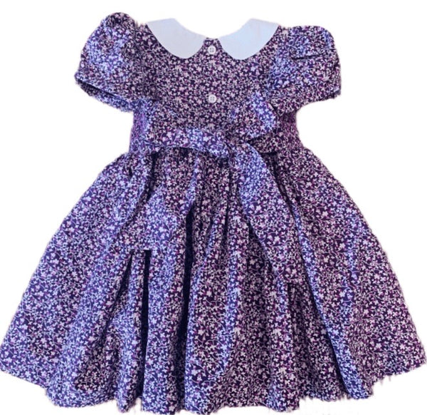 Abbey Smocked Dress