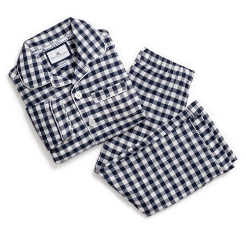 Child's Gingham Pajama Set