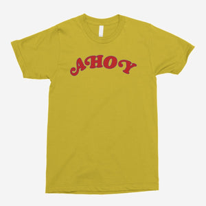 AHOY - Stranger Things Unisex T-Shirt - The Fresh Stuff