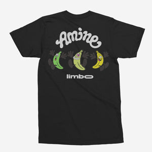 Amine - Limbo Bananas Unisex T-Shirt - The Fresh Stuff
