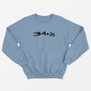 Ariana Grande - 34+35 (Positions) Unisex Sweater - The Fresh Stuff