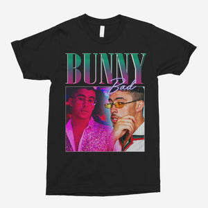 Bad Bunny Vintage Unisex T-Shirt - The Fresh Stuff