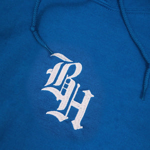 Brockhampton - BH Ancient Logo Unisex Embroidered Hoodie - The Fresh Stuff
