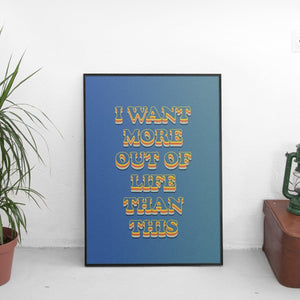 Brockhampton - San Marcos Lyrics Poster - The Fresh Stuff