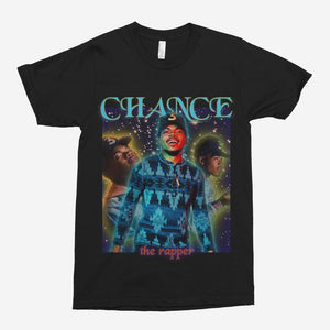 Chance the Rapper Vintage Unisex T-Shirt - The Fresh Stuff
