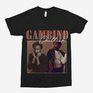 Childish Gambino Vintage Unisex T-Shirt - The Fresh Stuff