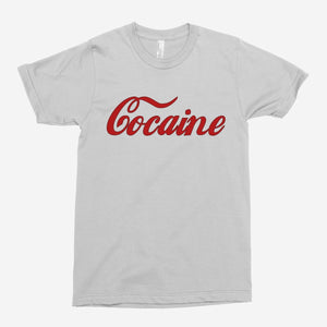 Cocaine Unisex T-Shirt - The Fresh Stuff