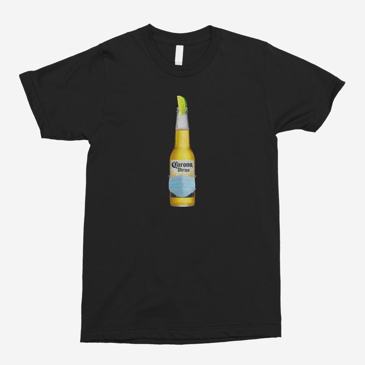 Corona Quarantine Unisex T-Shirt - The Fresh Stuff