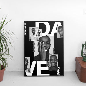 Dave - Mismatch Poster - The Fresh Stuff