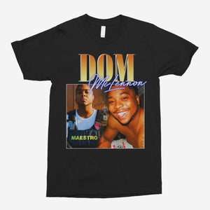Dom McLennon Vintage Unisex T-Shirt - The Fresh Stuff