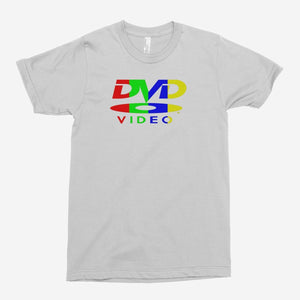DVD Multi Logo Unisex T-Shirt - The Fresh Stuff