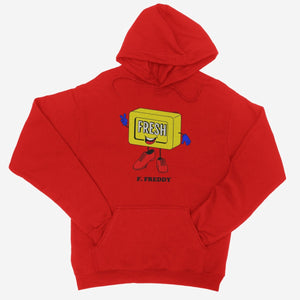 F. Freddy Unisex Hoodie - The Fresh Stuff