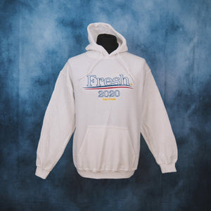 Fresh 2020 Unisex Embroidered Hoodie - The Fresh Stuff