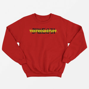 Fresh Ancient Underlay Unisex Sweater - The Fresh Stuff