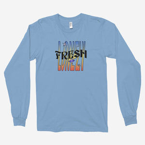 Fresh Not Lonely Unisex Long Sleeve T-Shirt - The Fresh Stuff