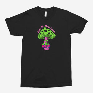 Fresh Shrooms Unisex T-Shirt - The Fresh Stuff