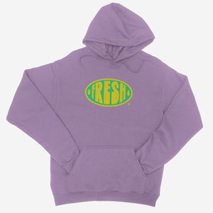 Fresh Squeeze Lilac Unisex Hoodie - The Fresh Stuff