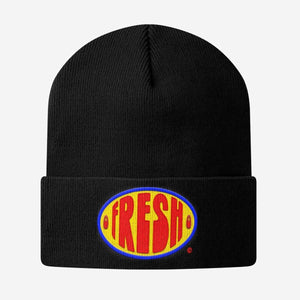 Fresh Squeeze Logo Unisex Beanie - The Fresh Stuff