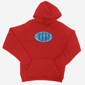 Fresh Squeezed Logo Unisex Hoodie - The Fresh Stuff