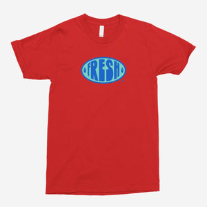 Fresh Squeezed Logo Unisex T-Shirt - The Fresh Stuff