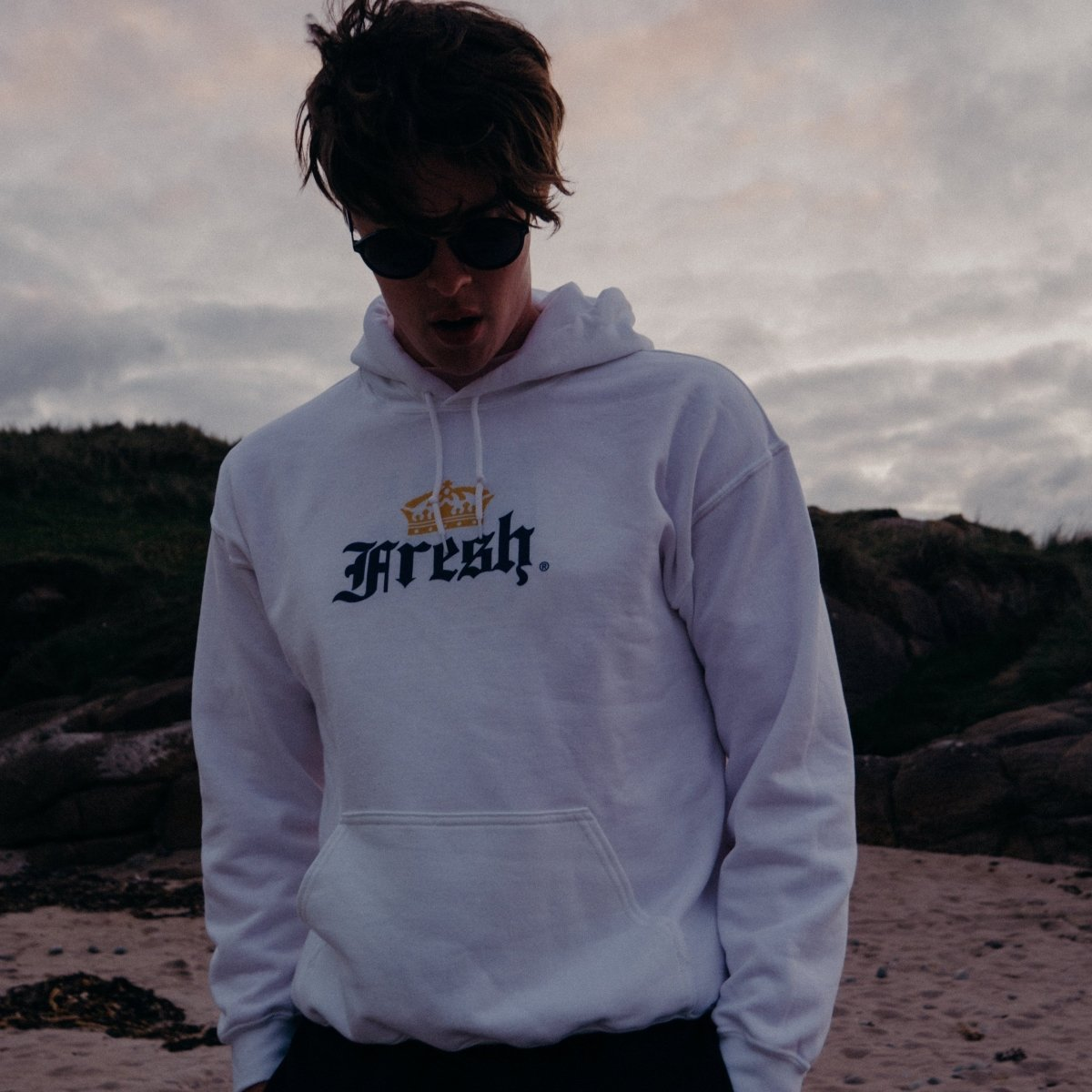 Fresh x Corona Unisex Hoodie - The Fresh Stuff