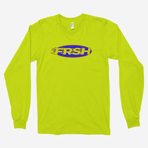 FRSH Flames Racing Unisex Long Sleeve T-Shirt - The Fresh Stuff