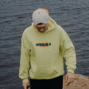 FRSH Racing Flames Unisex Hoodie - The Fresh Stuff