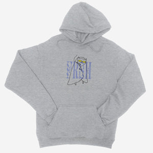 FRSH Smokey Cat Unisex Hoodie - The Fresh Stuff
