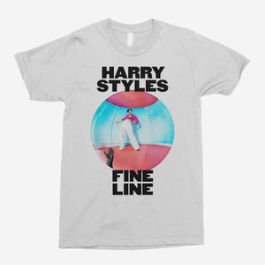 Harry Styles - Fine Line Cover Unisex T-Shirt - The Fresh Stuff