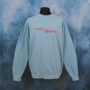 Harry Styles - Treat People With Kindness Unisex Embroidered Sweater - The Fresh Stuff