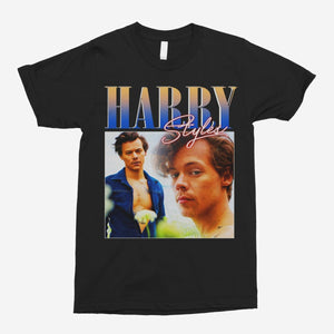 Harry Styles Vintage Unisex T-Shirt - The Fresh Stuff