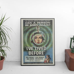 I've Lived Before Mood Poster - The Fresh Stuff