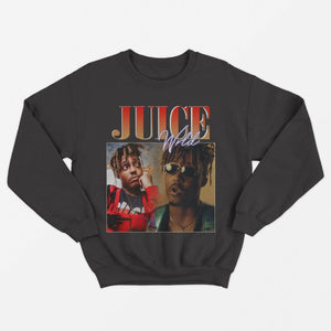 Juice Wrld Vintage Unisex Sweater - The Fresh Stuff
