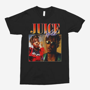 Juice Wrld Vintage Unisex T-Shirt - The Fresh Stuff