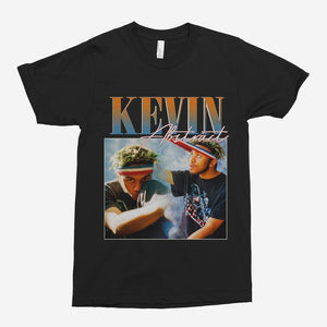 Kevin Abstract Vintage Unisex T-Shirt - The Fresh Stuff