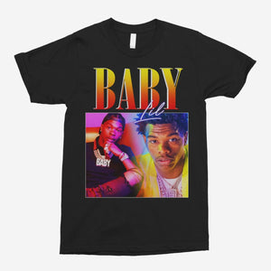 Lil Baby Vintage Unisex T-Shirt - The Fresh Stuff