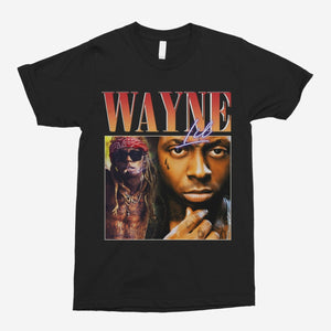 Lil Wayne Vintage Unisex T-Shirt - The Fresh Stuff